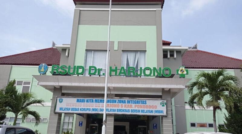 RSUD Dr Harjono Ponorogo